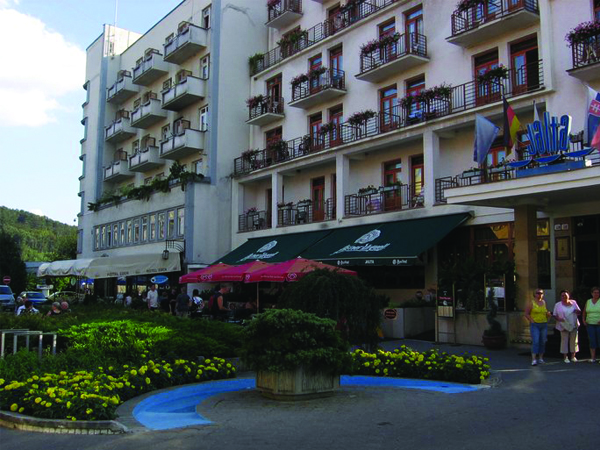 Hotel Jalta Piešťany