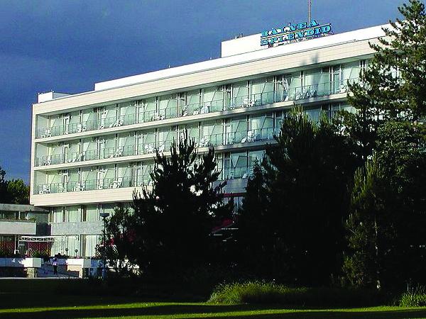 Hotel Balnea Splendid Piešťany