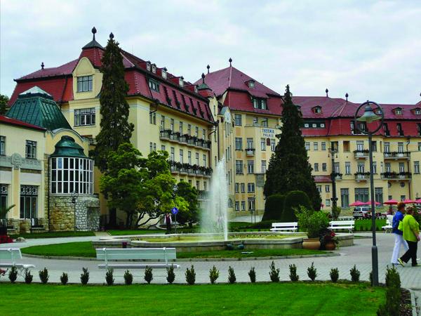 Hotel Thermia Palace Piešťany