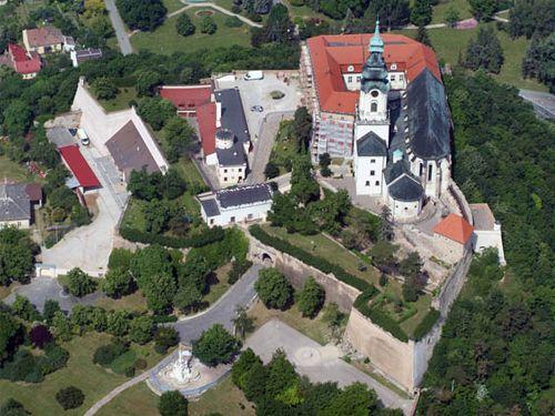 Nitriansky Hrad Piešťany