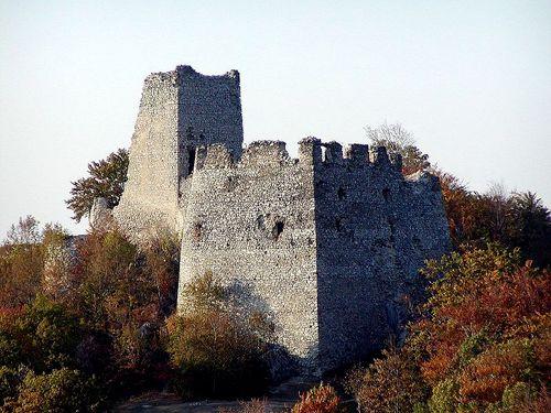 Hrad Tematín Piešťany